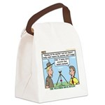 Weather Rock Canvas Lunch Bag