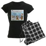 Salesmanship Women's Dark Pajamas