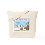 Salesmanship Tote Bag