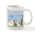 Salesmanship Mug