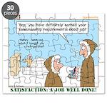Salesmanship Puzzle