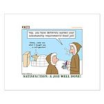 Salesmanship Small Poster
