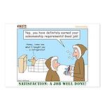 Salesmanship Postcards (Package of 8)