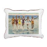 Nautical throw pillows Throw Pillows