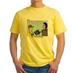 Photography Yellow T-Shirt