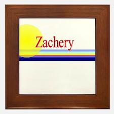 Zachery Framed Tile