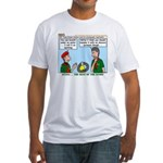 SCUBA Fitted T-Shirt