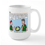 SCUBA Large Mug