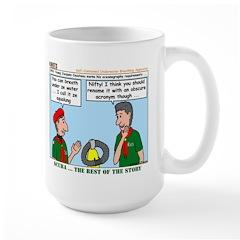 SCUBA Mug