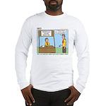 Crime Prevention Long Sleeve T-Shirt