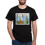 Crime Prevention Dark T-Shirt