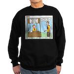 Crime Prevention Sweatshirt (dark)