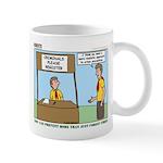 Crime Prevention Mug
