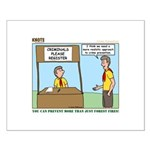 Crime Prevention Small Poster