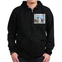Jetpack Zip Hoodie (dark)