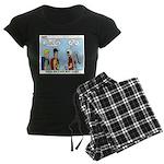 Jetpack Women's Dark Pajamas