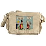 Jetpack Messenger Bag