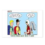 Jetpack Postcards (Package of 8)