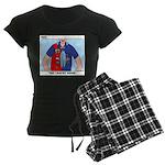 Trophy Room Women's Dark Pajamas
