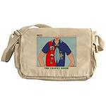 Trophy Room Messenger Bag