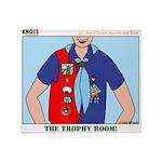 Trophy Room Throw Blanket