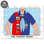 Trophy Room Puzzle