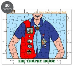 Trophy Room Puzzle