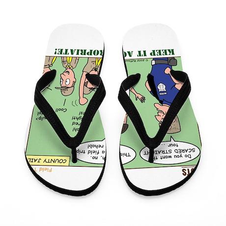 Field Trips Flip Flops