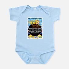 A Matter of Fat Infant Bodysuit