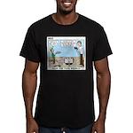 Handyman Men's Fitted T-Shirt (dark)