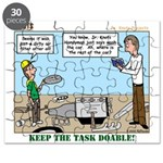 Handyman Puzzle