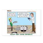 Handyman Postcards (Package of 8)