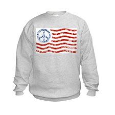 Peace Flag Sweatshirt