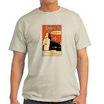Sanctuario de Guadalupe Ash Grey T-Shirt