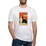 Sanctuario de Guadalupe Fitted T-Shirt