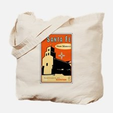 Sanctuario de Guadalupe Tote Bag