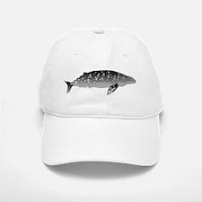 Gray Whale Baseball Baseball Cap