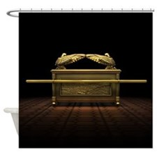 Ark of the Covenant Shower Curtain