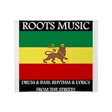 Roots Music Lion of Judah Ethiopia Flag Stadium B