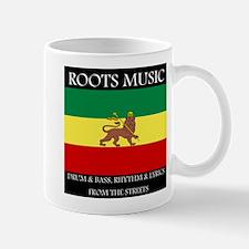 Roots Music Lion of Judah Ethiopia Flag Mug
