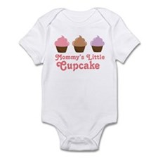 Mommy's Little Cupcake Infant Bodysuit