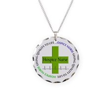 hospice nurse giving qulaity life 2.PNG Necklace