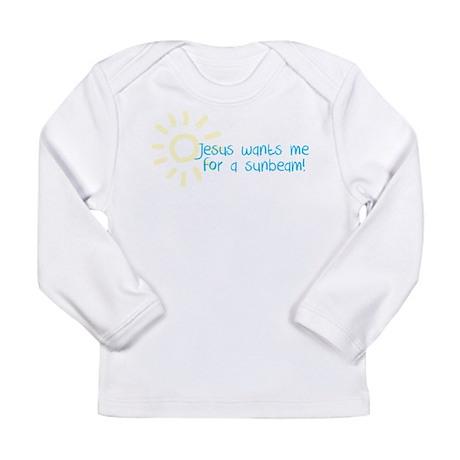 Sunbeam Long Sleeve Infant T-Shirt