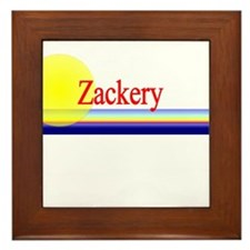 Zackery Framed Tile