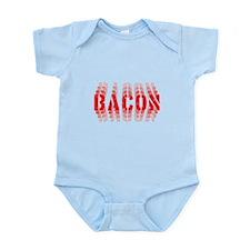 Bacon Fade Infant Bodysuit