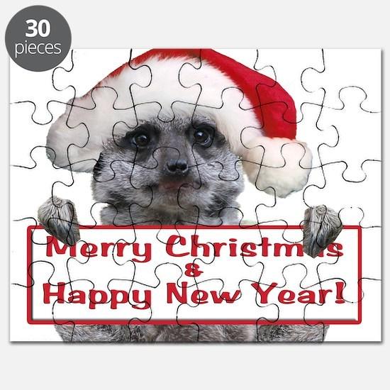 Helaine's Christmas Meerkat Puzzle
