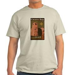 Cristo Rey Ash Grey T-Shirt