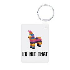 Id Hit That Keychains