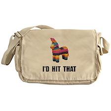 Id Hit That Messenger Bag