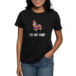Id Hit That Women's Dark T-Shirt
